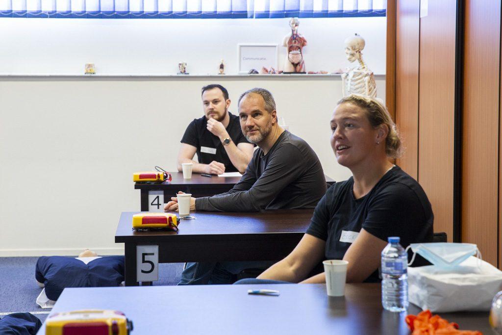 BHV cursus in Eindhoven